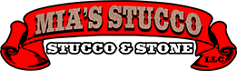 Mia's Stucco & Stone Construction Services Shreveport Bossier Logo